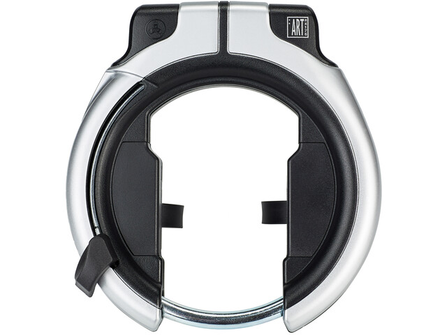 Trelock RS 452 Protect-O-Connect Frame Lock NAZ silver